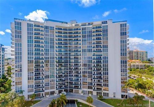 Photo of 2841 N Ocean Blvd #1509, Fort Lauderdale, FL 33308 (MLS # A10943826)