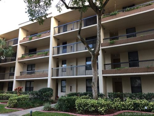 Photo of 7500 NW 1st Ct #403-3, Plantation, FL 33317 (MLS # A10743829)