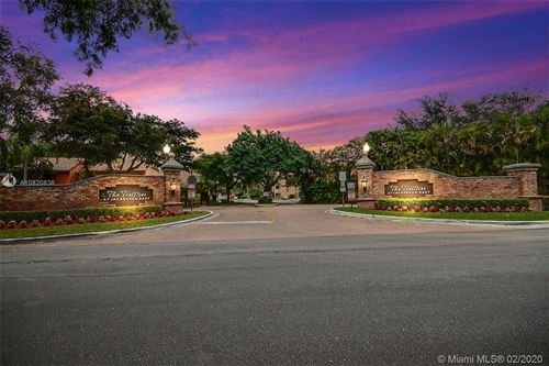 Photo of 9721 N New River Canal Rd #312, Plantation, FL 33324 (MLS # A10820836)