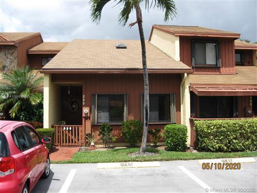 Photo of 438 SE 11th Terrace #438, Dania Beach, FL 33004 (MLS # A10855839)