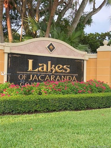 Photo of 10717 Cleary Blvd #207, Plantation, FL 33324 (MLS # A10889839)