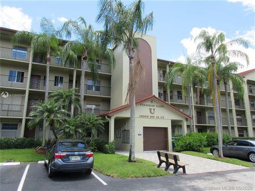 Photo of 13000 SW 15th Ct #407U, Pembroke Pines, FL 33027 (MLS # A10866848)