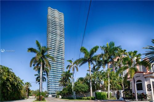 Photo of 19575 Collins Ave #16, Sunny Isles Beach, FL 33160 (MLS # A10212852)