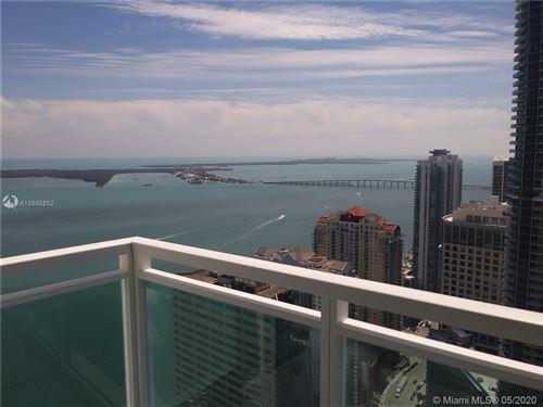 Photo of 950 Brickell Bay Dr #5207, Miami, FL 33131 (MLS # A10865852)