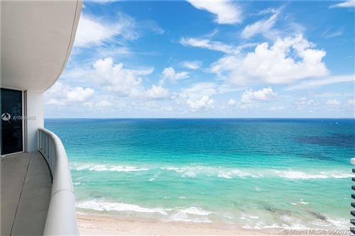 Photo of 2711 S Ocean Dr #2205, Hollywood, FL 33019 (MLS # A10864855)