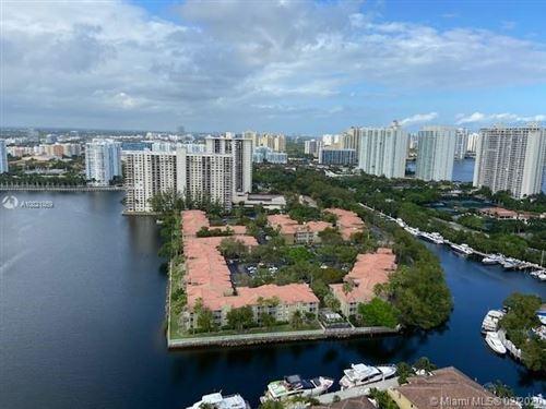 Photo of 1000 W Island Blvd #3009, Aventura, FL 33160 (MLS # A10821859)