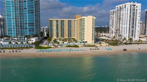 Photo of 2501 S Ocean Dr #1419, Hollywood, FL 33019 (MLS # A10905862)