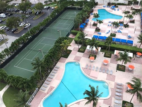 Photo of 19380 Collins Ave #1404, Sunny Isles Beach, FL 33160 (MLS # A10771875)