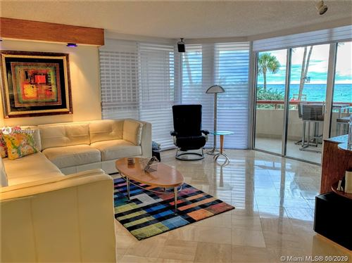 Photo of 15645 E Collins Ave #206, Sunny Isles Beach, FL 33160 (MLS # A10946877)