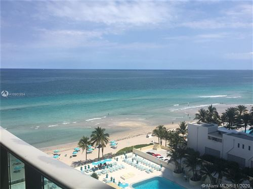 Photo of 2501 S Ocean Dr #1218, Hollywood, FL 33019 (MLS # A10901894)