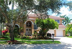 Photo of 17311 SW 12th St, Pembroke Pines, FL 33029 (MLS # H10673894)