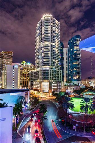 Photo of 100 E Las Olas Boulevard #3802, Fort Lauderdale, FL 33301 (MLS # A10866898)
