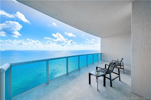 Photo of 2711 S Ocean Dr #3503, Hollywood, FL 33019 (MLS # A10745903)
