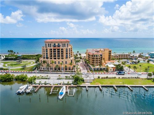 Photo of 3501 N Ocean Dr #PH6, Hollywood, FL 33019 (MLS # A10933908)