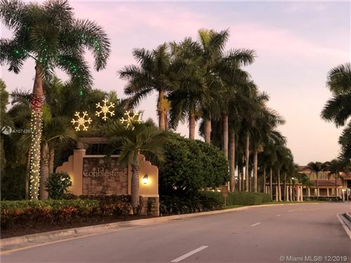 Photo of 1059 SW 147th Ave #5606, Pembroke Pines, FL 33027 (MLS # A10743911)