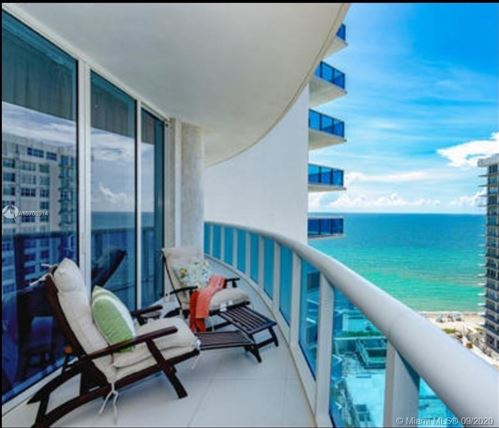 Photo of 2711 S Ocean Dr #1206, Hollywood, FL 33019 (MLS # A10708914)