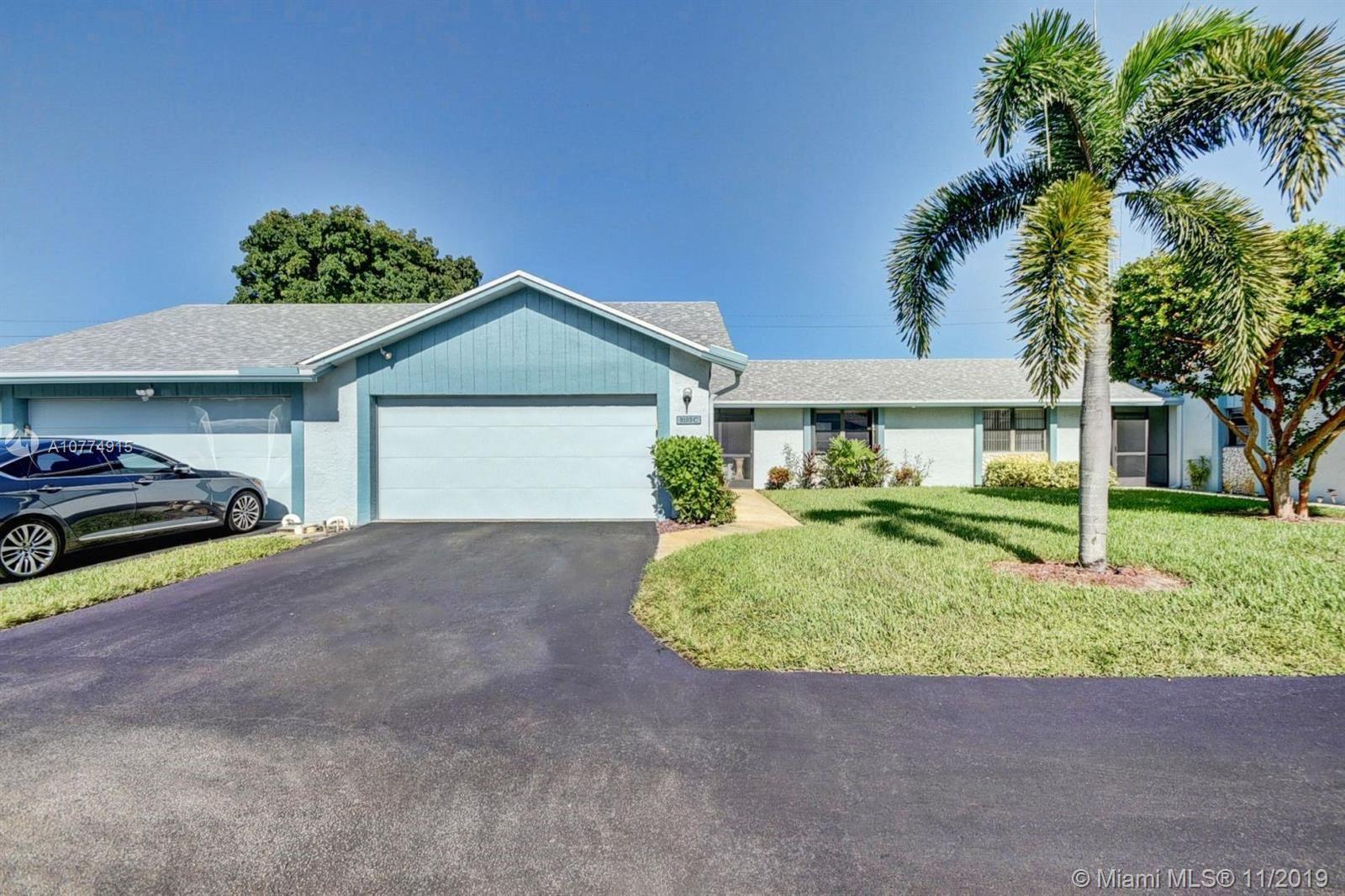 9103 SW 20TH ST #C, Boca Raton, FL 33428 - MLS#: A10774915