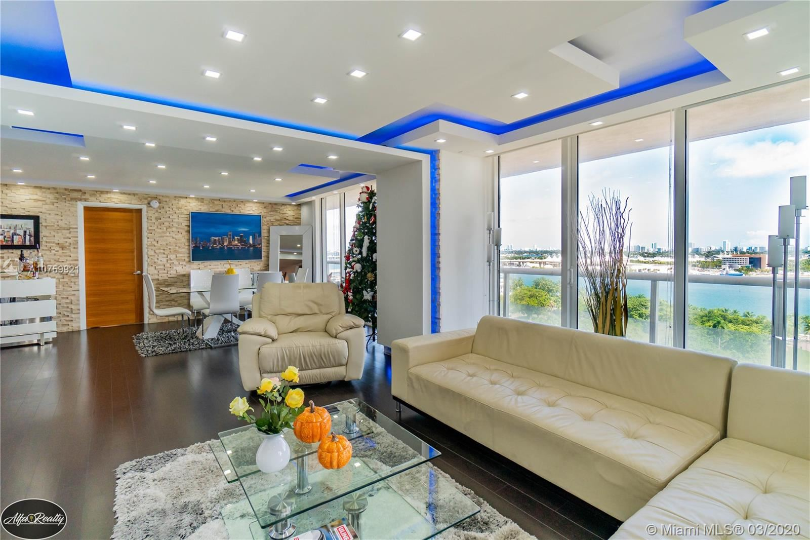 50 E Biscayne Blvd #1510, Miami, FL 33132 - MLS#: A10759921