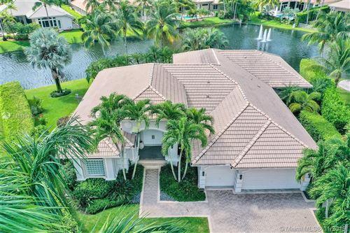 Photo of 10990 Hawks Vista St, Plantation, FL 33324 (MLS # A10751922)