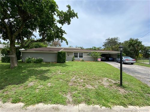 Photo of 100 NW 46th Ter, Plantation, FL 33317 (MLS # A10864924)
