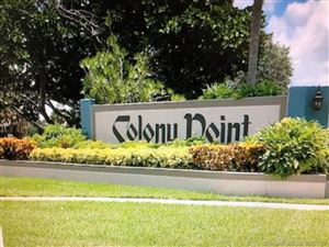 Photo of 900 Colony Point Cir #519, Pembroke Pines, FL 33026 (MLS # A10710927)