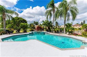Photo of 18551 NW 14th St, Pembroke Pines, FL 33029 (MLS # A10747949)