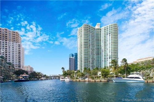 Photo of 347 N New River Dr E #1408, Fort Lauderdale, FL 33301 (MLS # A10947959)