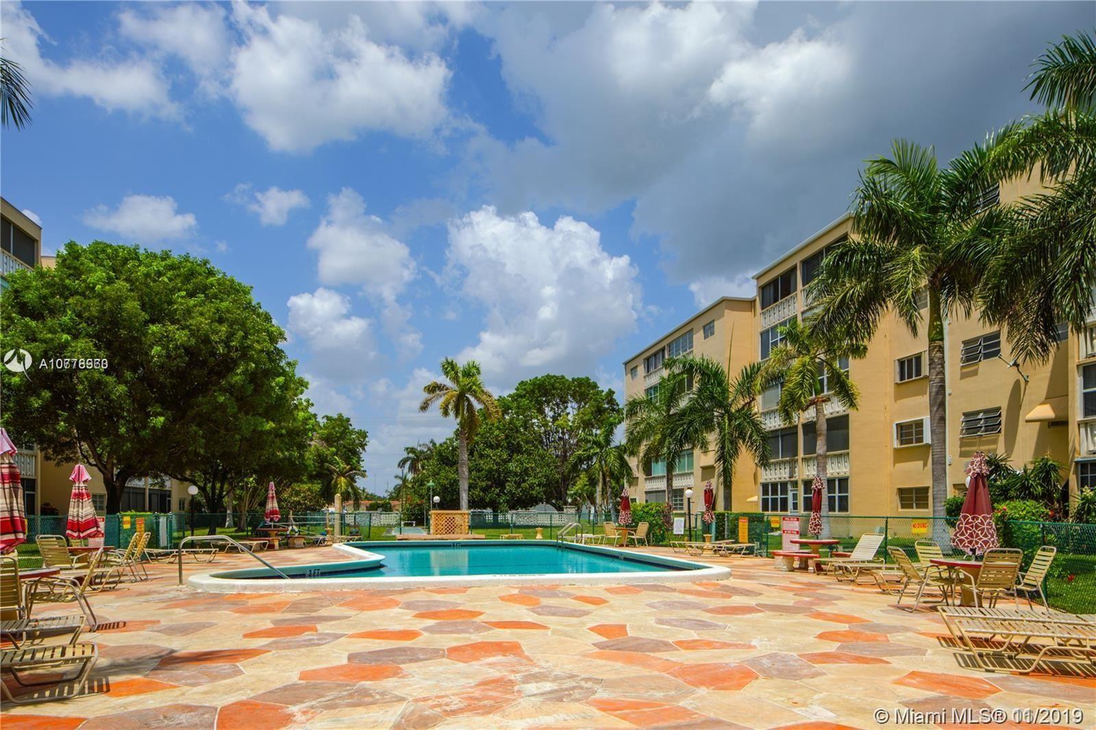 233 NE 14th Ave #503, Hallandale Beach, FL 33009 - MLS#: A10778960