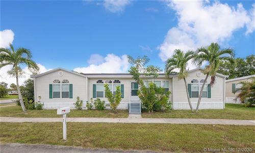 Photo of 11493 SW 9th Street, Davie, FL 33325 (MLS # A10974970)