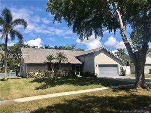 Photo of 10205 SW 57th Ct #0, Cooper City, FL 33328 (MLS # H10725971)