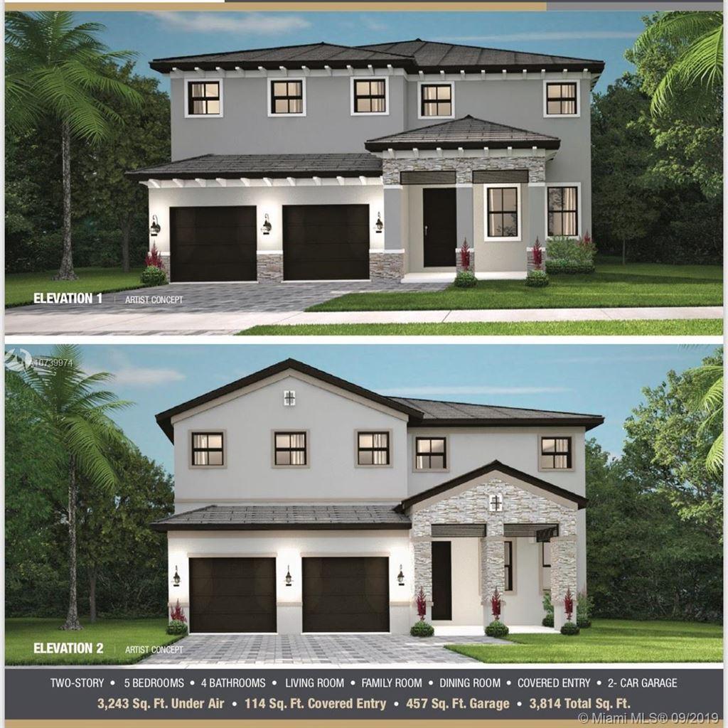 16856 SW 109th Pl, Miami, FL 33157 - MLS#: A10739974