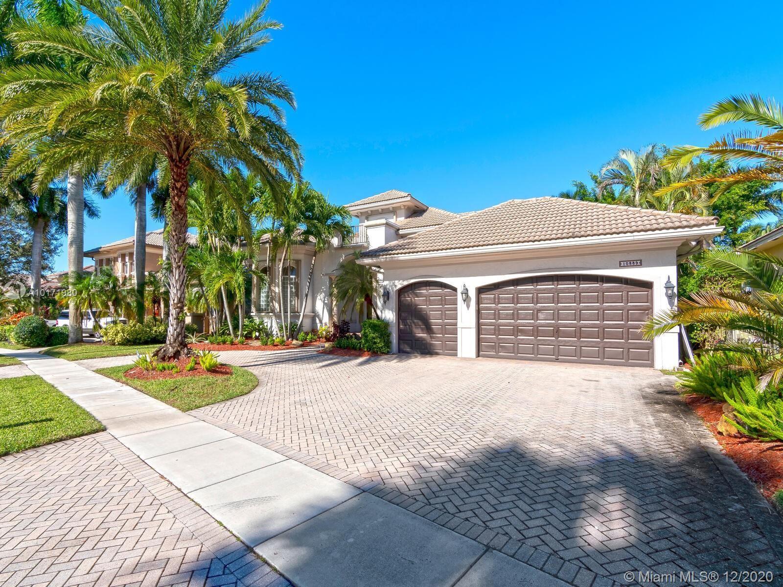 10889 Blue Palm St, Plantation, FL 33324 - MLS#: A10171980