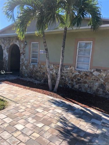 Photo of 4691 SW 43rd Ter, Dania Beach, FL 33314 (MLS # A10960986)
