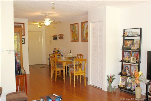 Photo of 9369 Fontainebleau Blvd #J112, Miami, FL 33172 (MLS # A10783996)