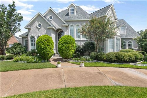 Photo of 5017 Augusta Circle, College Station, TX 77845 (MLS # 21010291)