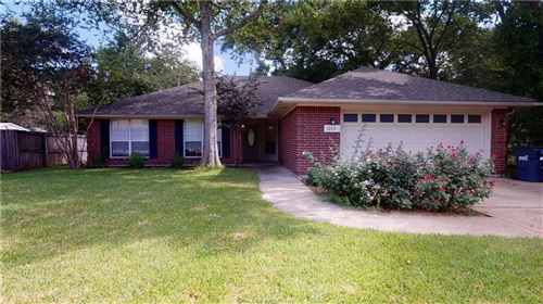 Photo of 1215 Glade Street, College Station, TX 77840 (MLS # 21010608)