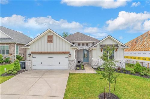 Photo of 4004 Brownway Drive, College Station, TX 77845 (MLS # 21010636)