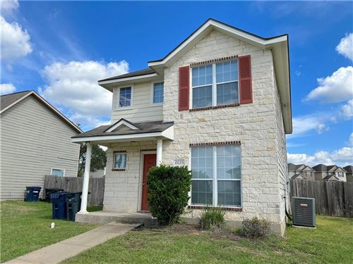 Photo of 4035 Southern Trace Drive, College Station, TX 77845 (MLS # 21013915)