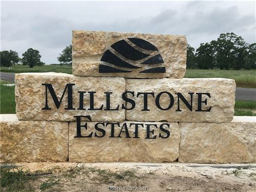 Photo of 5455 Millstone Drive, College Station, TX 77845 (MLS # 20016967)
