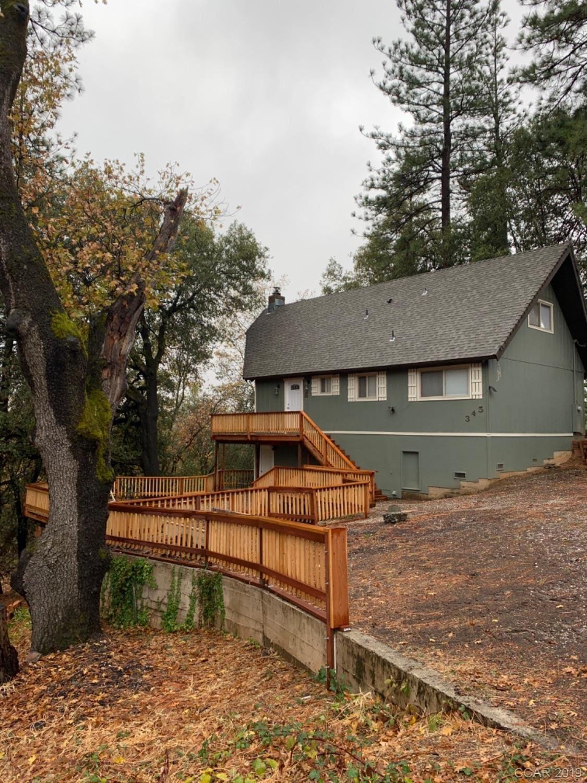 345 Horseshoe Drive, Hathaway Pines, CA 95233 - MLS#: 2000060
