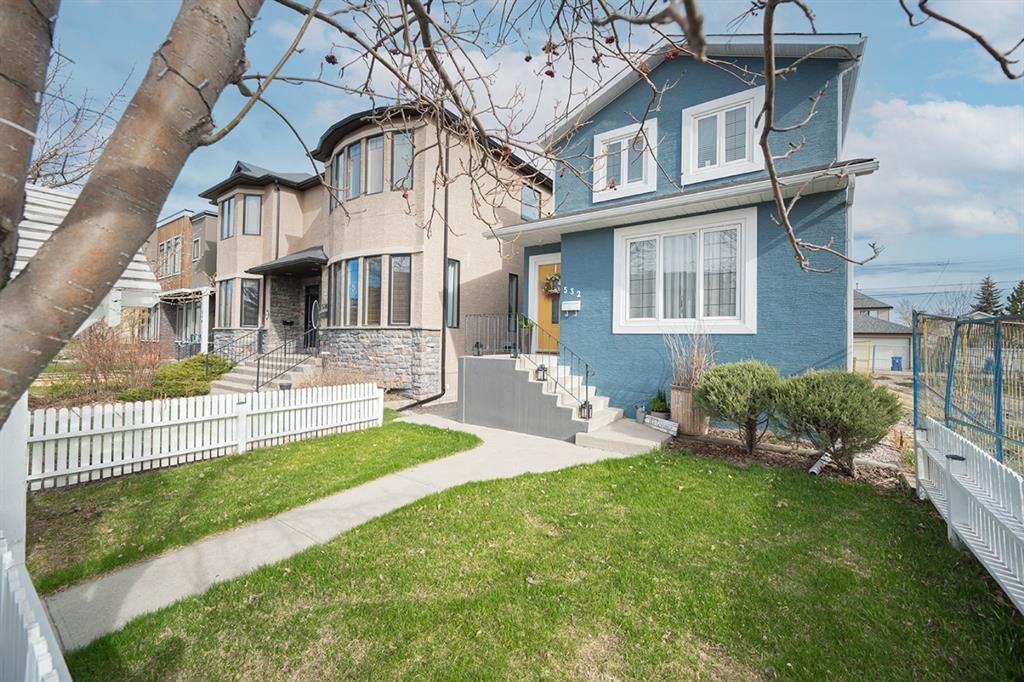 Photo of 532 21 Avenue NW, Calgary, AB T2M 1J7 (MLS # A1102003)