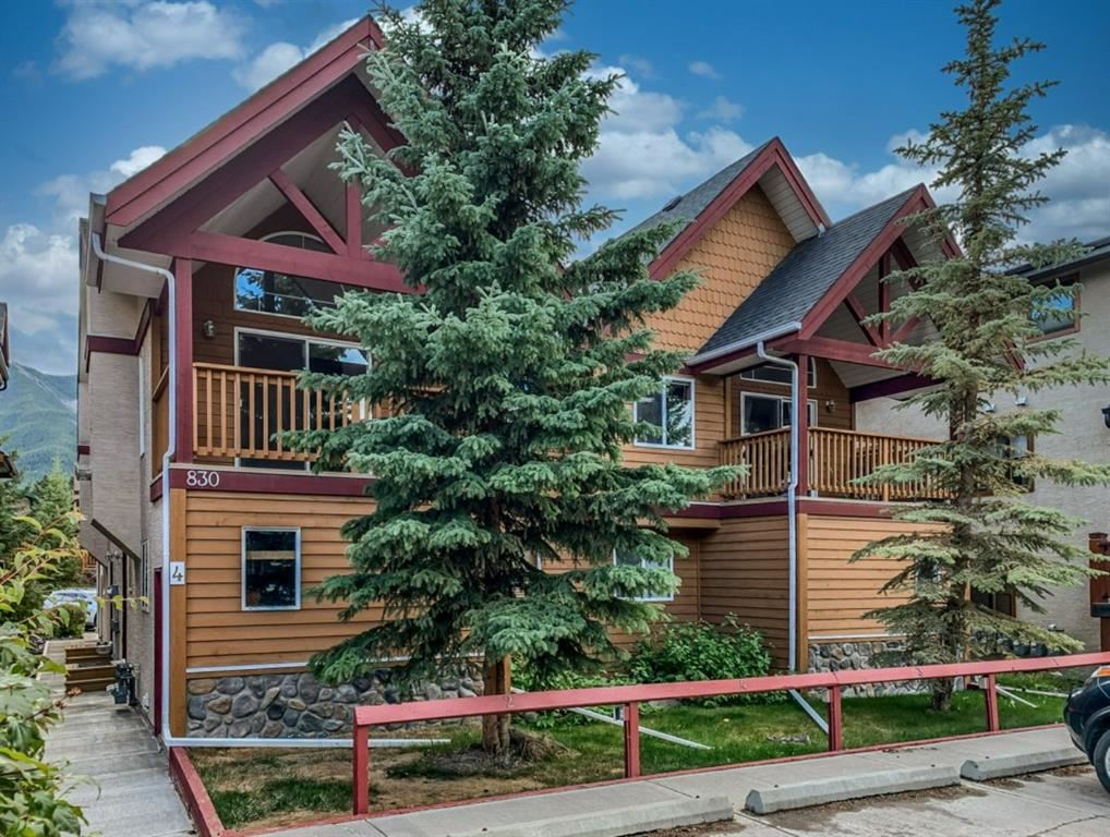 Photo of 830 4th Street #4, Canmore, AB T1W 2H6 (MLS # A1037018)