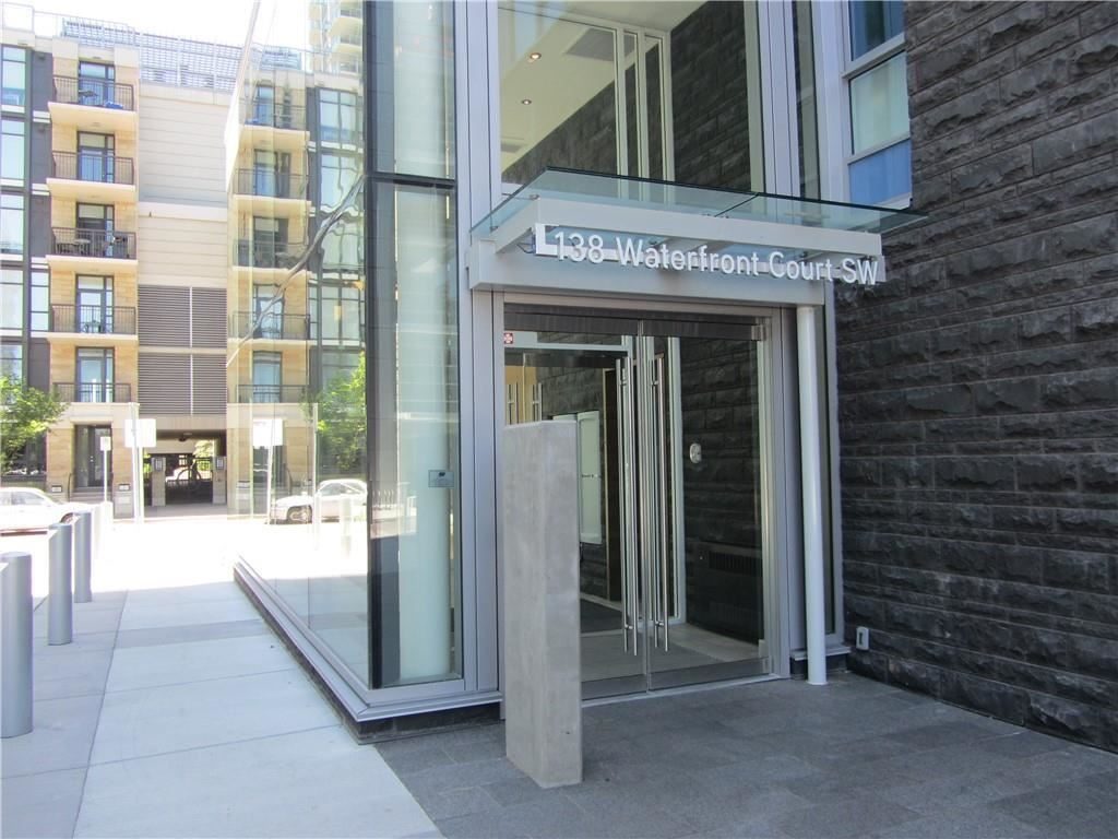 Photo of 138 Waterfront Court SW #506, Calgary, AB T2P 1L1 (MLS # A1093034)