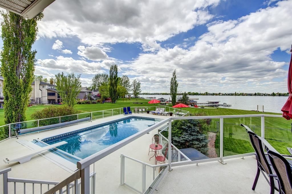 Photo of 685 East Chestermere Drive, Chestermere, AB T1X 1A5 (MLS # A1112035)