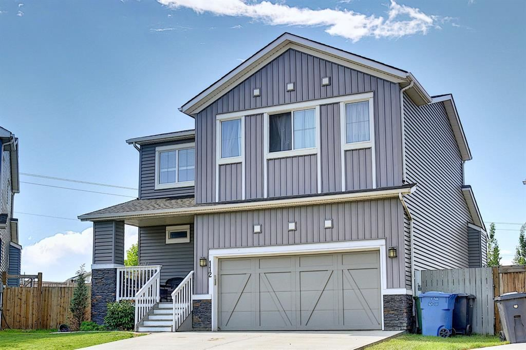 Photo of 112 WEST CREEK Green, Chestermere, AB T1X 0B4 (MLS # A1120035)