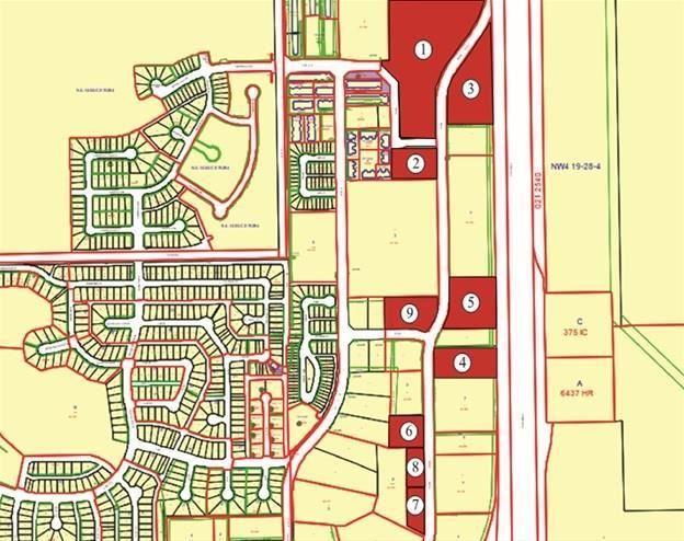 Photo of Lot #3 - 24 Street SE, High River, AB T1V 0B3 (MLS # C4093045)