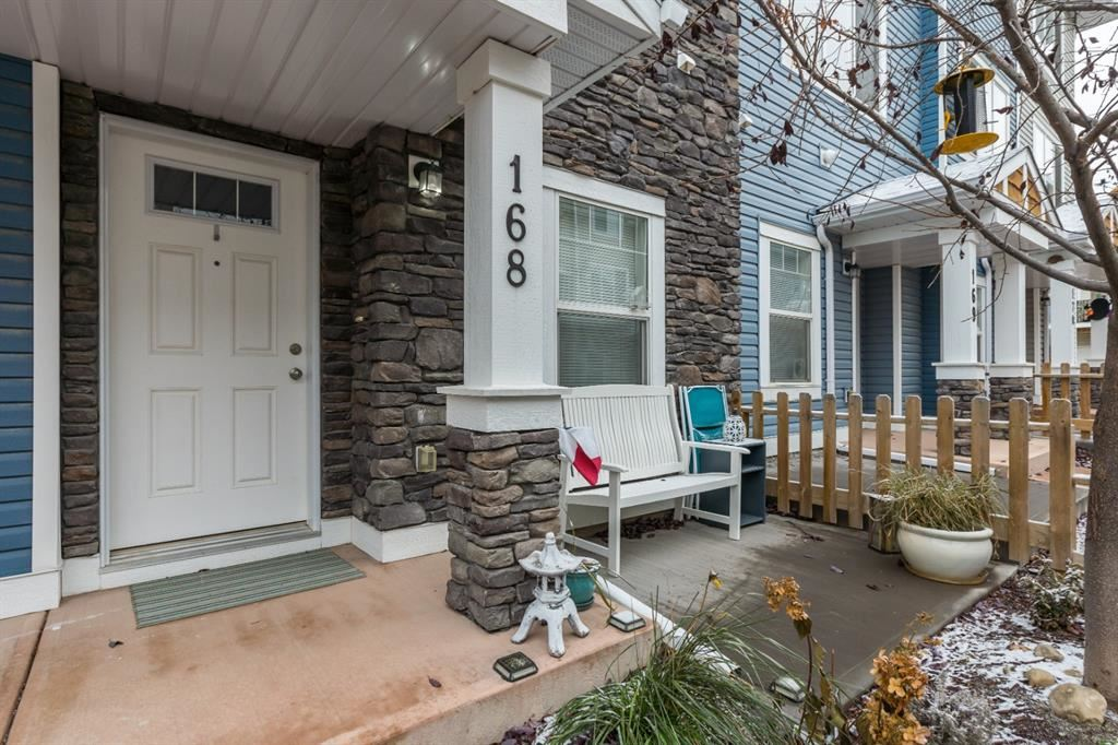 Photo of 2802 Kings Heights Gate SE #168, Airdrie, AB t4a 0y3 (MLS # A1062049)