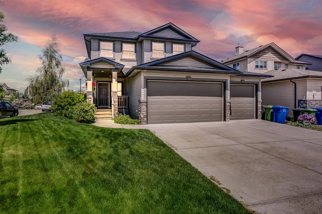 Photo of 183 West Creek Landing, Chestermere, AB T1X 1R8 (MLS # A1125055)