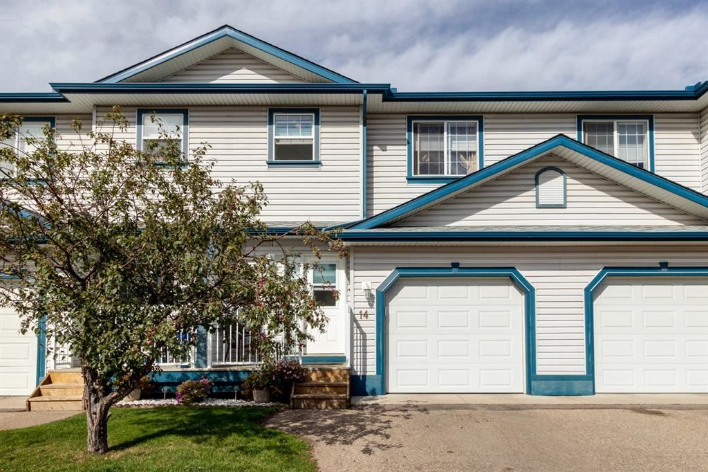 Photo of 33 Stonegate Drive NW #14, Airdrie, AB T4B 2V9 (MLS # A1147061)