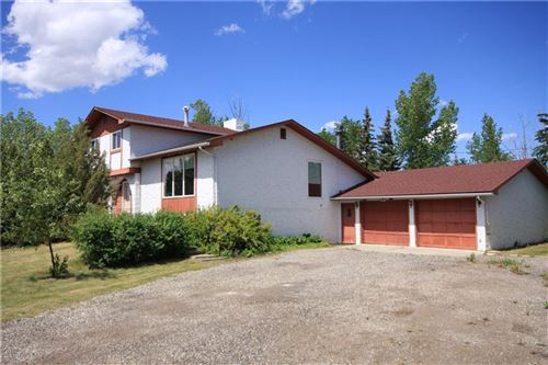 Photo of 270096 Glenmore Trail SE, Rocky View County, AB T0J 1X0 (MLS # C4271068)